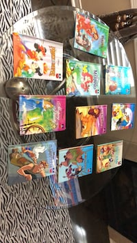 Full series of original Disney story book Ajax, L1T 4X2
