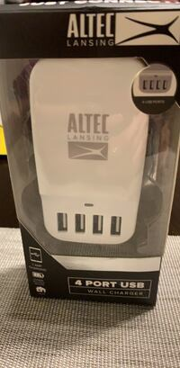Altec Lansing 5-Port USB Hub Station Rapid Charger for iPhone & Samsung  Leesburg, 20176