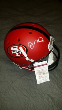 Joe Montana signed & authenticated  Toronto, M1L 2T3