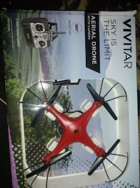 red and black quadcopter drone Modesto, 95351