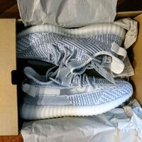 Yeezy Boost 350 V2 Static (Non-Reflective) Sz 9 Queens, 11373