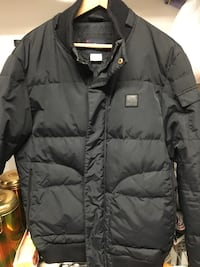 Lacoste black mens down jacket Burnaby, V5G 3X4