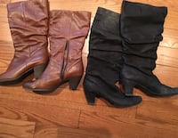 Leather Boots size 7 Toronto, M9N 1K3