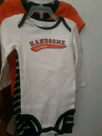 Infant 3 piece set 6 to 9 mos. New with tags.  Littleton, 80122