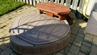 Step playful water/sand table, perfect condition. Brampton, L7A 0E1
