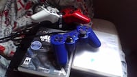 ps3, 4 controllers,gta5,call of dudy goast Fort Collins
