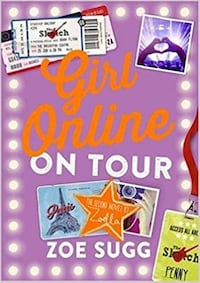 """Girl Online: On Tour"" by Zoe Sugg Mississauga, L4W 3L5"