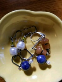 3 pairs of earrings for $3 Albuquerque, 87110