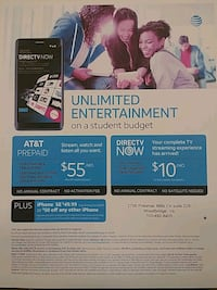 DIRECTV NOW Woodbridge, 22192