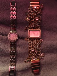Polo and Betsy Johnson watch