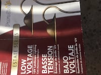 Landscape lighting brand new each comes with 2