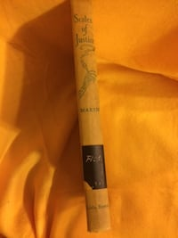 Scales of Justice by Ngaio Marsh, Hardcover 1955 Castle Hayne