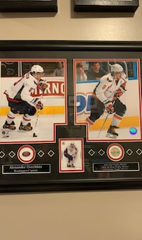 Alexander Ovechkin Picture Frame