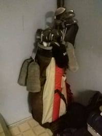 GOLF CLUBS / FULL SET
