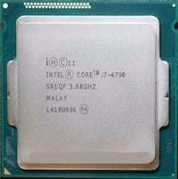 Intel Quad Core i7-4790 CPU