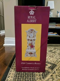 Royal Albert grandfather clock (NEW) Mississauga
