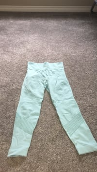 La Senza teal crop tights Edmonton, T6W 3C7