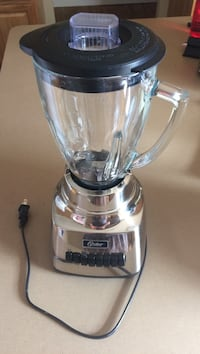 stainless steel and black Oster blender Louisville, 40216