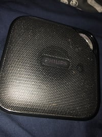 Portable Philips bluetooth speaker 2063 mi