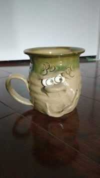 Decorative mug