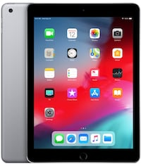 """iPad 128GB 9.7"""" 6th Generation Great Condition only $250 today Victoria, V8W 3E6"""