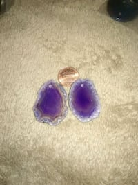 One of a Kind Purplestride Stripe Onyx Agate Dayton, 45439