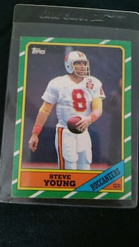 Used Steve Young Rookie Card For Sale In Saint Paul Letgo