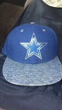 Dallas Cowboys 7-1/8 Fitted cap