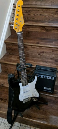 Electric guitar starter kit Toronto, M1J 2K9