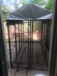 Outdoor Dog Kennel Chantilly, 20151