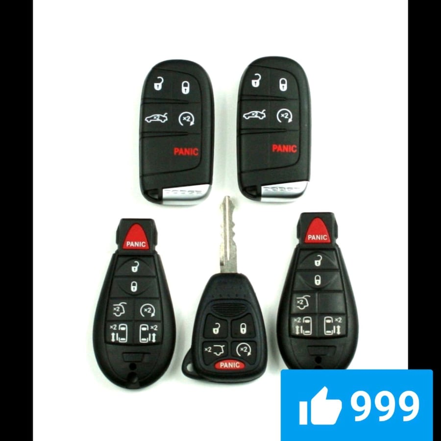 Car Remotes, Fobs, Chipped Keys, Key/Remote Combos
