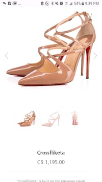 Christian Louboutin Shoes Mississauga, L5B