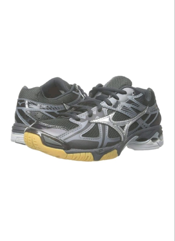 huge discount 9f9bc 7859b Womens Mizuno Wave Bolt Volleyball Shoes, size 7