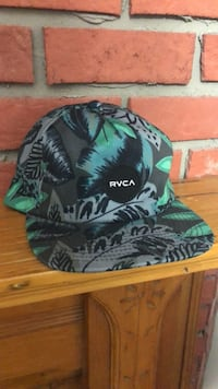 RVCA Flat-billed Hat Springfield, 22152