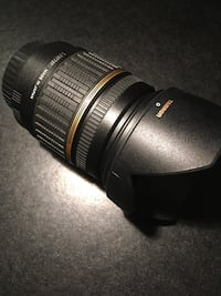 Tamron 17-50 f2.8 lens with hood Mississauga, L4Y