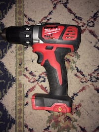 "Milwaukee 1/2"" drill driver no battery/charger"