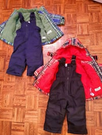 Baby 12-18 months snow suits Mississauga, L4Y 1P2