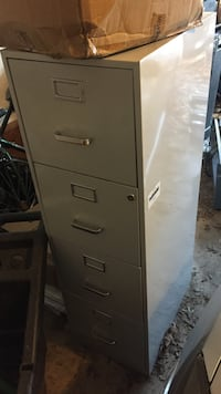 Office filing cabinet 4 drawer Fairfax, 22032