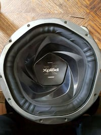 12in sony xplod subwoofer Anchorage, 99507