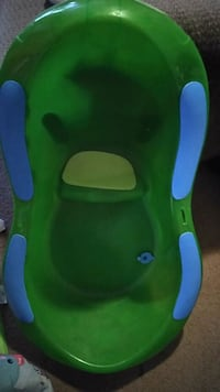 baby's green and blue bather Smyrna, 37167