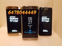 Smartphones for Sale Samsung Galaxy J3 / J7 / S7 / S7 Edge / S6 / S6 Active / S5 / Note 4 / Note 5 / LG V20 *READ DETAILS* 536 km