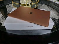 Rose gold 12inch MacBook laptop  Surrey, V3W 3S7