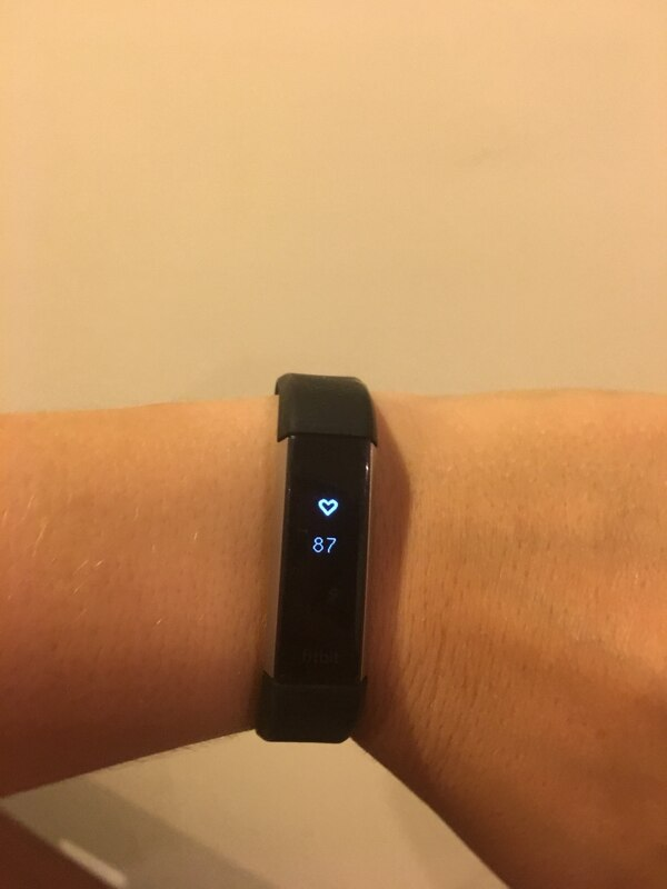 Fitbit Alta HR Heart Rate& Fitness Wristband 1daf1496-ab59-4843-8910-1b3ca4aed0cb
