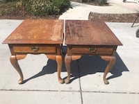 Set of tables Tulare, 93274