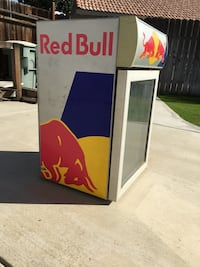 Red Bull refrigerator (not working) Bakersfield