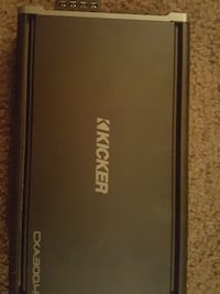 Kicker 700 watt car amp