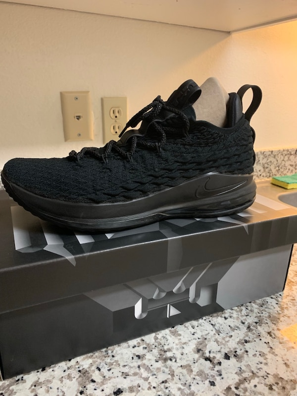 cb0404ab02fb0 Used Lebron 15 low size 13 for sale in San Jose - letgo