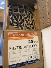 Linear fluorescent Lamp (50 pieces) New