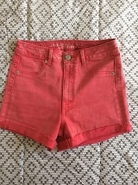American Eagle - high waisted shorts (size 4) Montréal, H8R 2L9