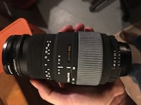 Like new sigma lens for Nikon camera West Chester, 45069